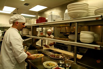 """Kitchen Kings""  ""Measure the girth of the chef and you can rate his restaurant"".   ~French axiom~"